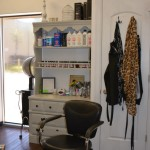 salon rental space