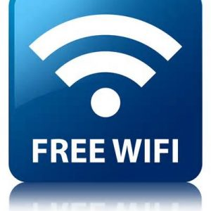 wifi included in the rent