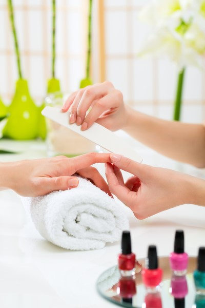 Best nail services in Charleston